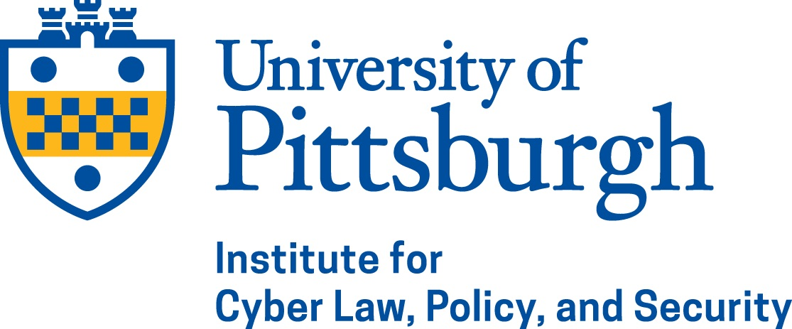University of Pittsburgh Institute for Cyber Law, Policy, and Security logo