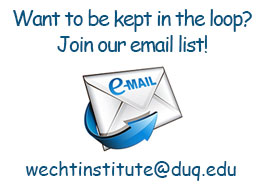 Wecht Institute Email Address