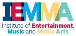 IEMMA Logo: Institute of Entertainment, Music, and Media Arts