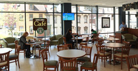 Barnes Noble Bookstore And Cafe Duquesne University