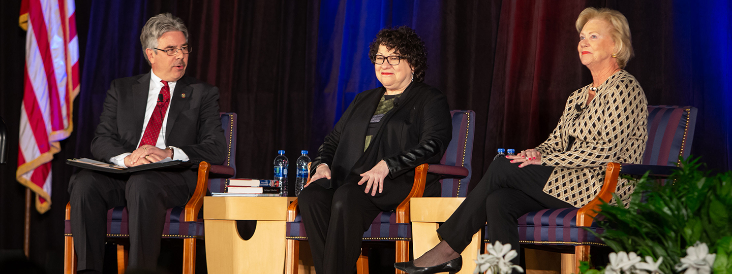 U.S. Supreme Court Associate Justice Sonia Sotomayor