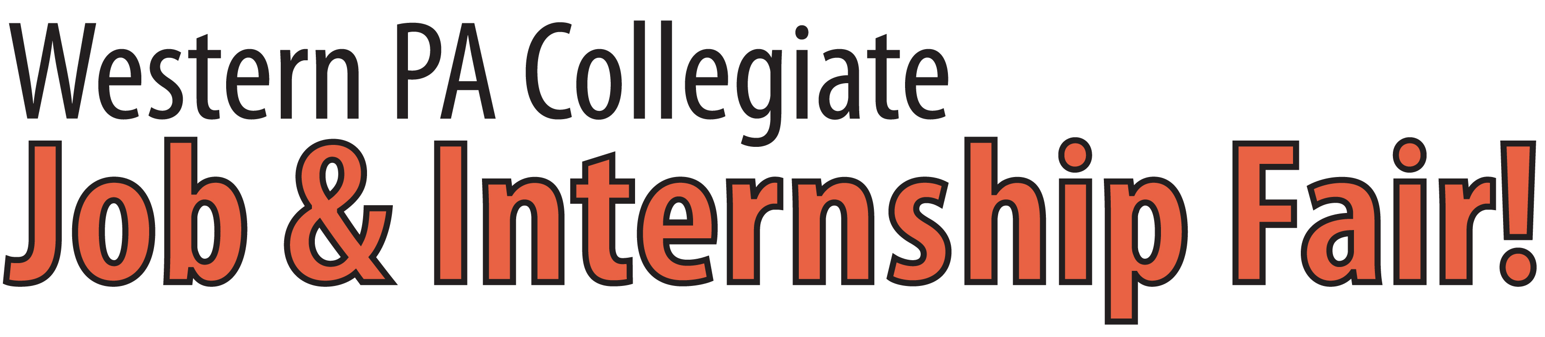 Western PA Collegiate Job & Internship Fair