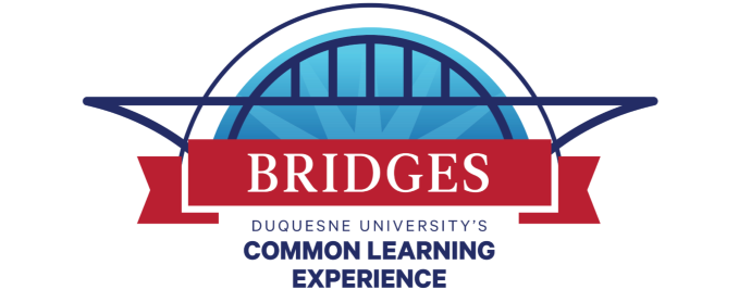 Bridges Common Learning Experience Graphic Identity