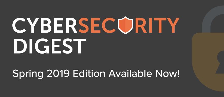 Cybersecurity Digest masthead