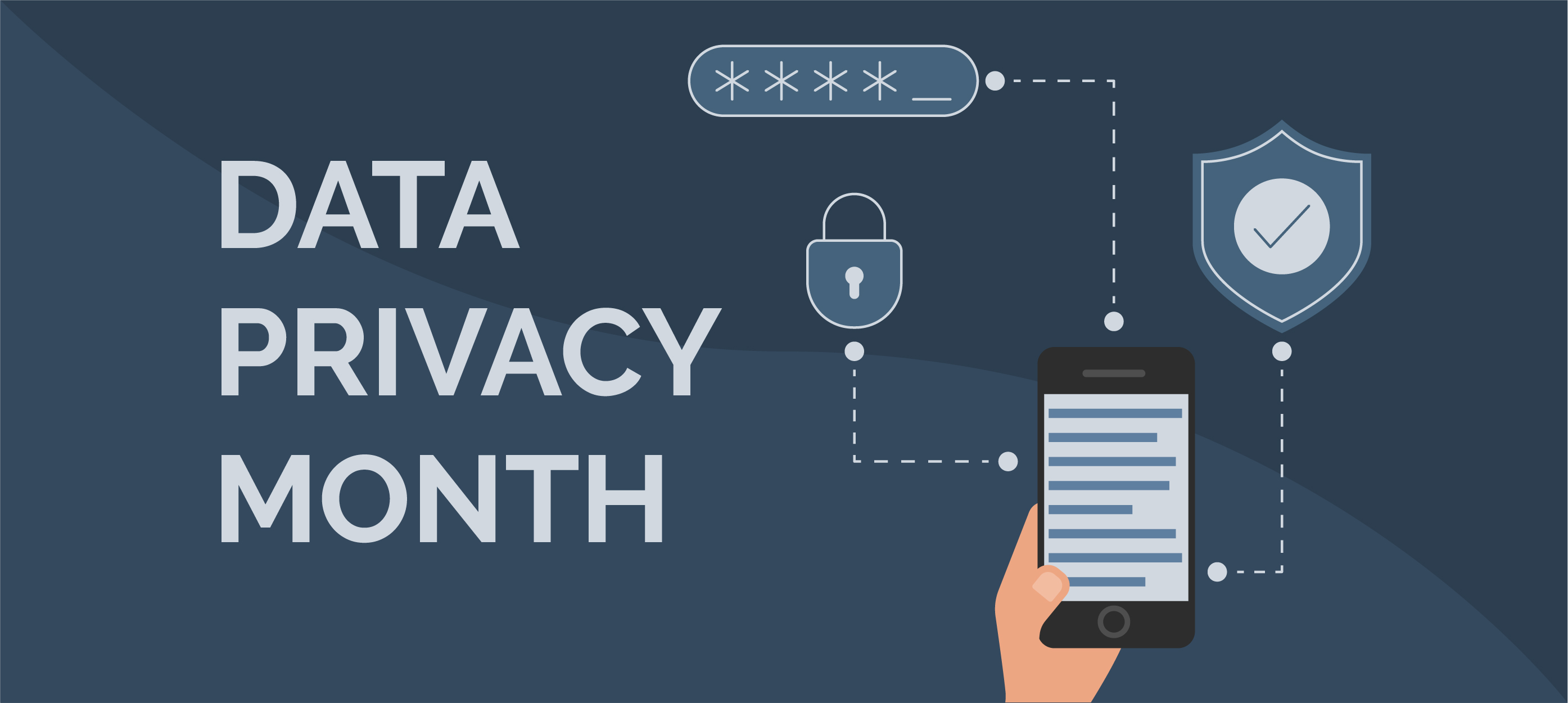 Graphic: Data Privacy Month