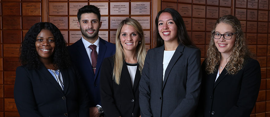 Appellate Moot Court Executive Board 2019-2020