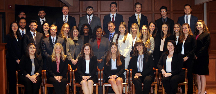 2018 Appellate Moot Court Board