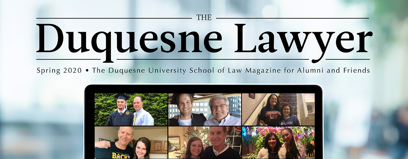 Duquesne Lawyer Magazine