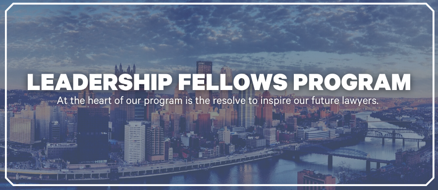 Leadership Fellows Program_City of Pittsburgh