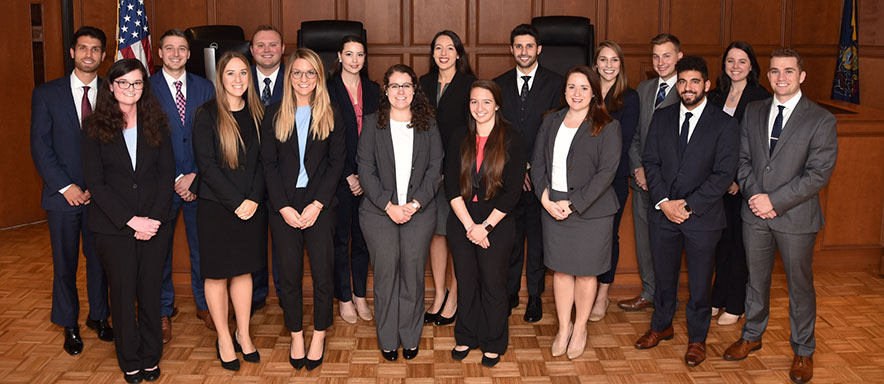 Appellate Moot Court Members