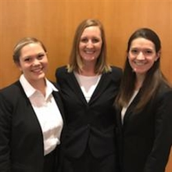 Appellate Moot Court Board team 2017