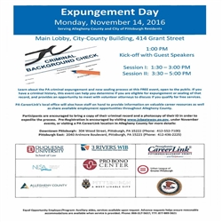 Nov. 14th Expungement Day
