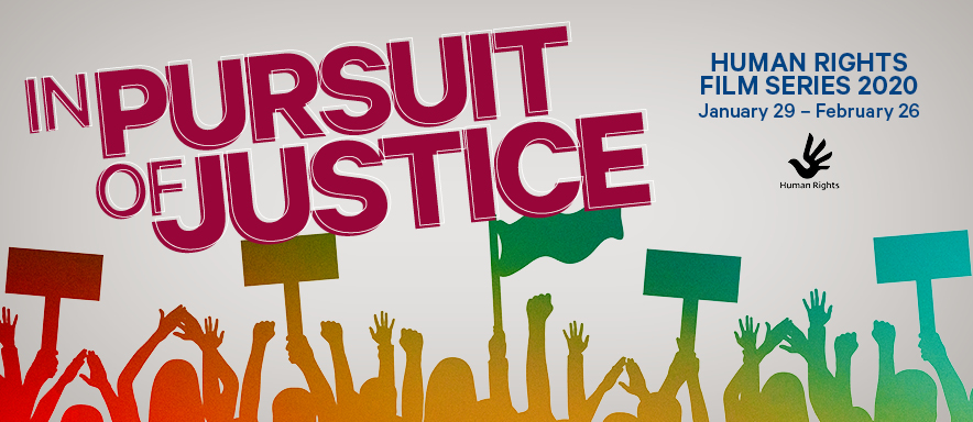 In Pursuit of Justice graphic