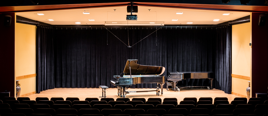 pnc recital hall