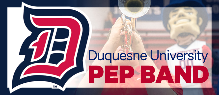 duquesne university pep band