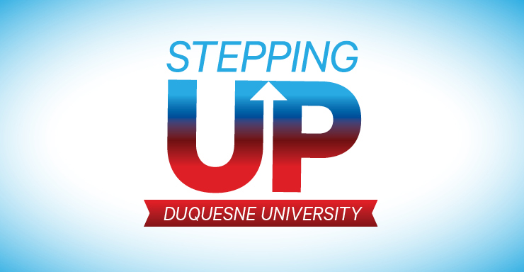 stepping up series web graphic