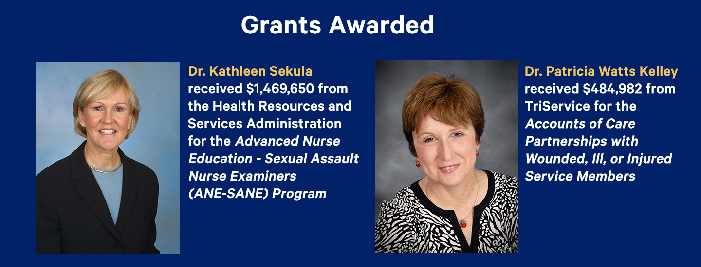 Information on recent grants