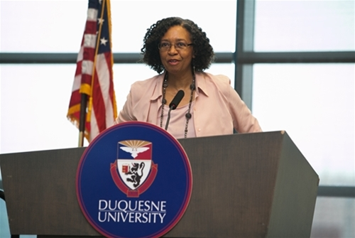 Dr.Vanessa Siddle Walker provided evening keynote speech.