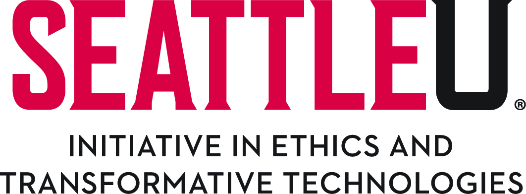 Seattle University Initiative in Ethics and Transformative Technologies logo