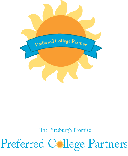 Pittsburgh Promise Preferred College Partner logo