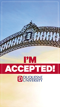 I'm Accepted
