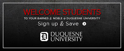 Signup and save at the bookstore