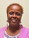 Photo of academic advisor Carmen Thomas