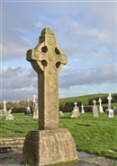 Clonmacnoise - High Cross