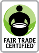 FairTrade certified logo