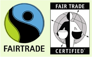 Fairtrade certified logo 2