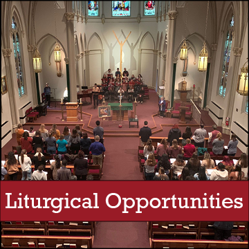 Liturgical Opportunities