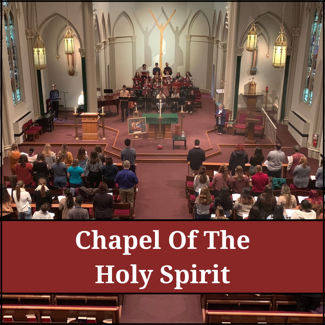 Chapel of the Holy Spirit page link