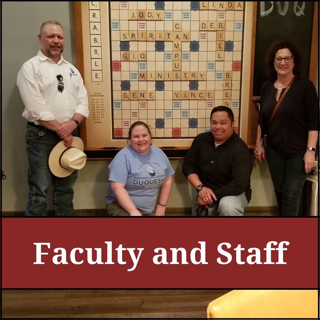 Faculty and Staff Page Link