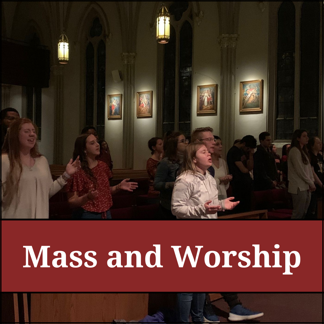 Mass and Worship Page Link