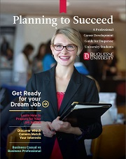 Career Guide - Planning to Succeed