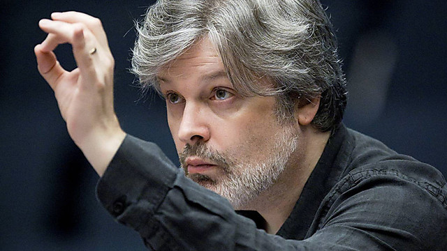 Photo Sir James MacMillan