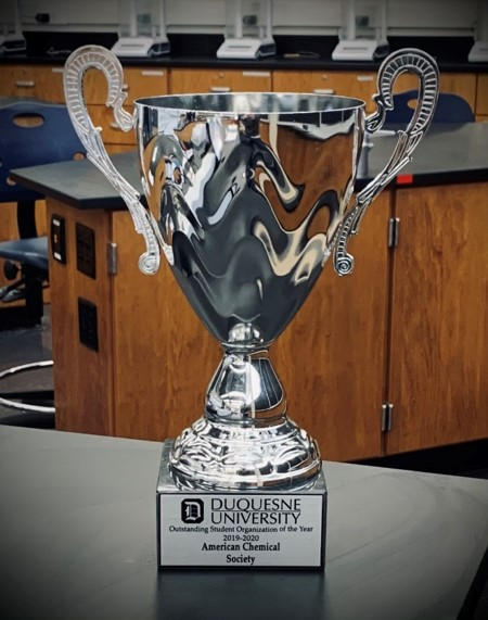 ACS Organization of the Year Trophy