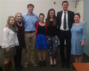 Duquesne Debating Society Hosts British Tour
