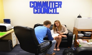 Commuter Council Office- Room 114