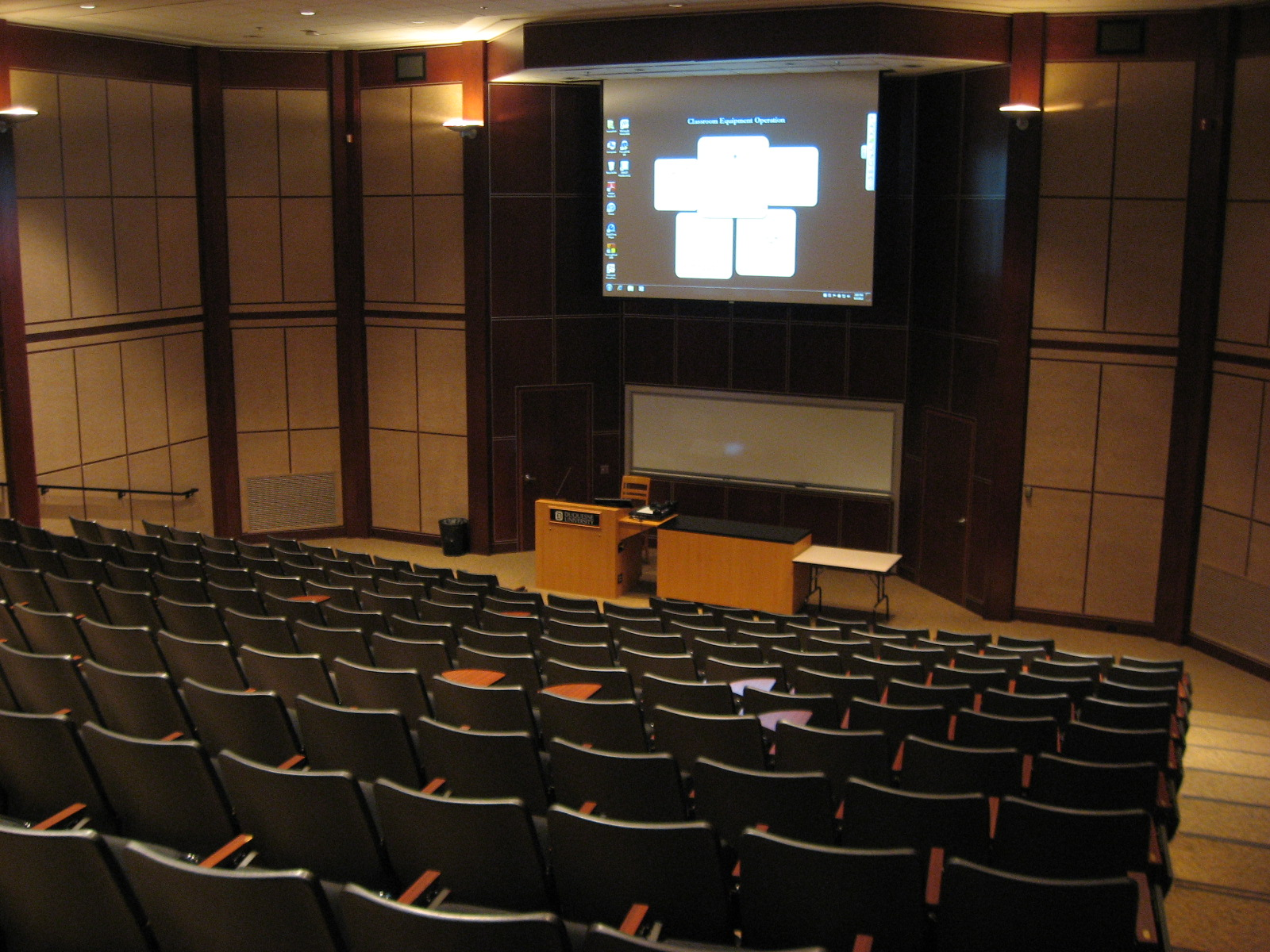 Pappert Lecture Hall