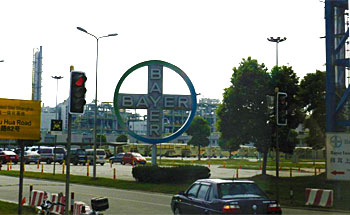 Bayer Materials Science in Shanghai