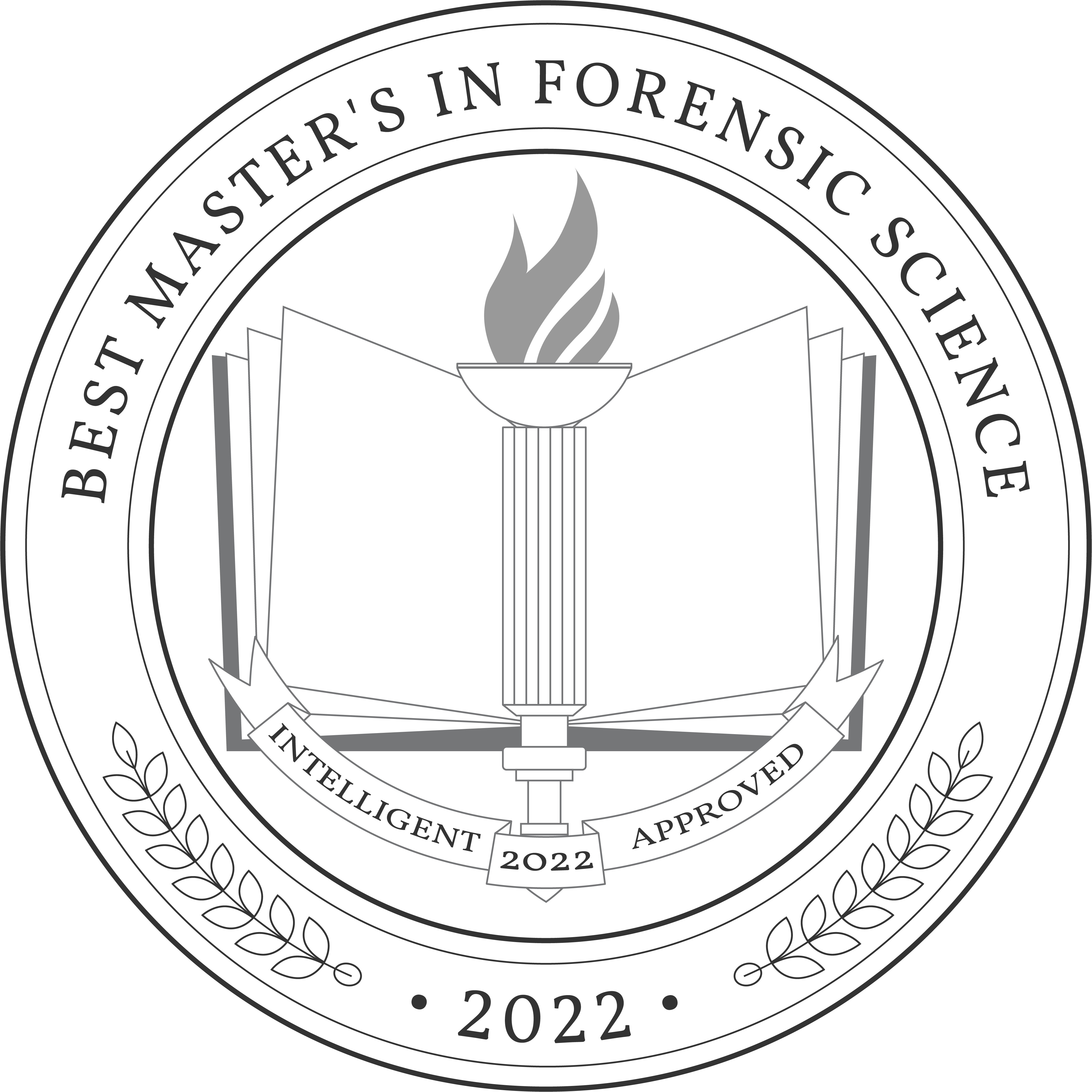 Best Master's in Forensic Science