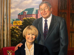 Portrait of the Gussins