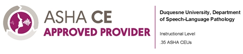 Image of ASHA CE Approved Provider Image