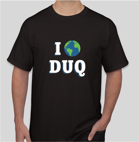 preview of DUCA t-shirt
