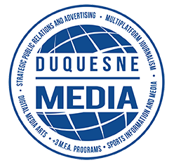 Media Department Logo
