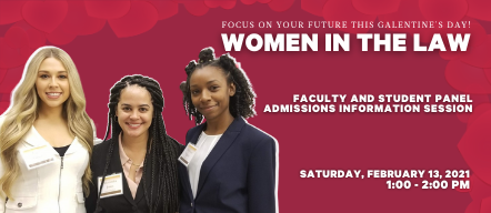 Women in the Law Information Session