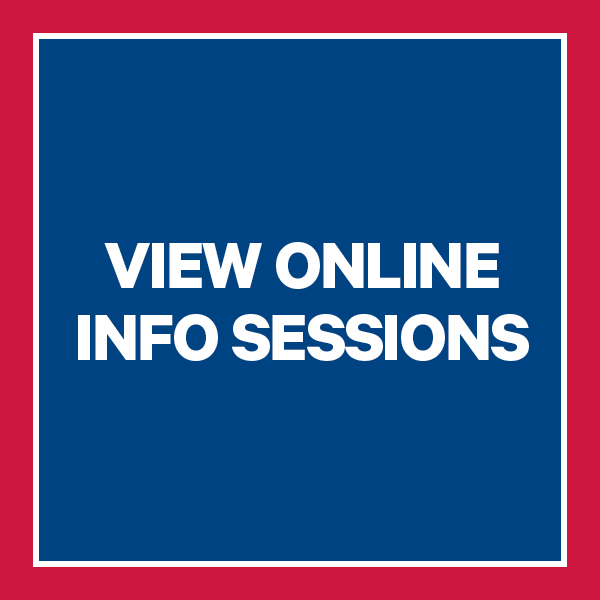 View Online Info Sessions