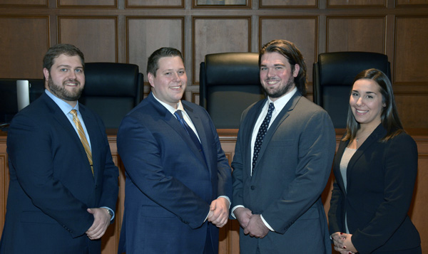Photo of National Arbitration Teamv