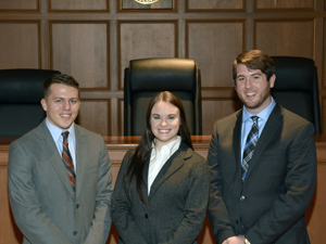 Photo of Appellate Advocacy Team 2